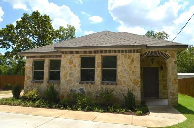 Dallas Single Family Home For Sale: 5706 Martinez Trail