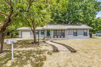 Cleburne Single Family Home For Sale: 200 Madison Street