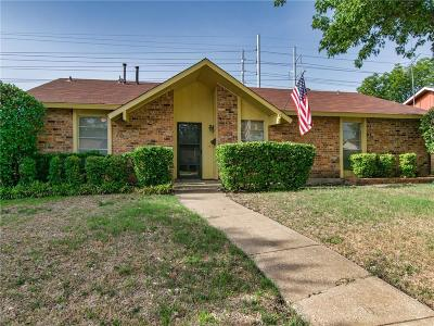 Garland Single Family Home For Sale: 3018 High Plateau Drive