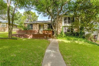 Cedar Hill Single Family Home For Sale: 811 Cherlynne Drive