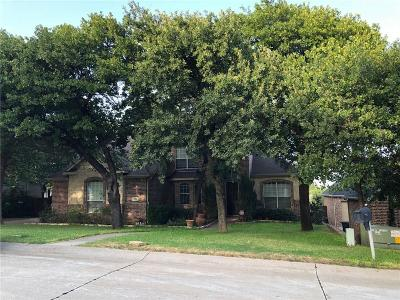 Highland Village Single Family Home For Sale: 924 Excalibur Drive