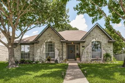 Rowlett Single Family Home For Sale: 3818 Martha Lane
