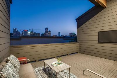 Dallas Condo For Sale: 3170 Carmel #106