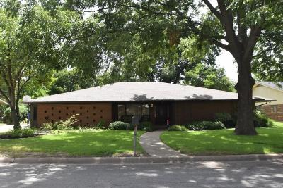 Stephenville Single Family Home For Sale: 2160 N Woodland Street