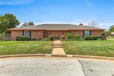 Fort Worth Multi Family Home For Sale: 4521 Altamesa Blvd Boulevard