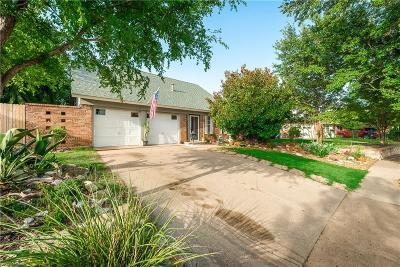 Grand Prairie Single Family Home Active Option Contract: 522 Greenbrook Lane