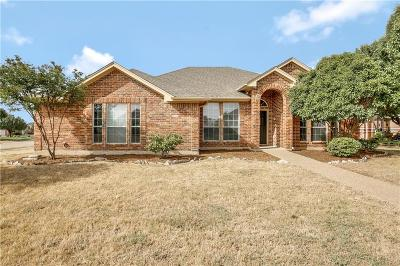 Crowley Single Family Home For Sale: 1101 Whispering