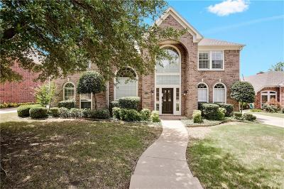 Fort Worth Single Family Home For Sale: 5129 Sunscape Lane S