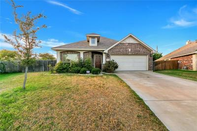 Crowley Single Family Home For Sale: 717 Allen Court