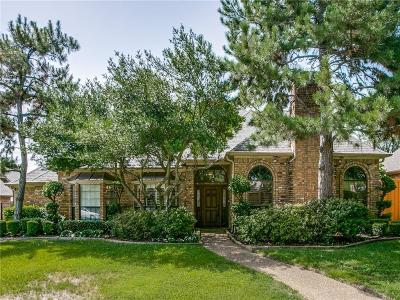 Dallas Single Family Home For Sale: 4316 Brooktree Lane