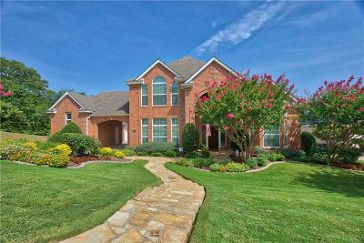 Denton County Single Family Home For Sale: 2741 Timber Crest Lane
