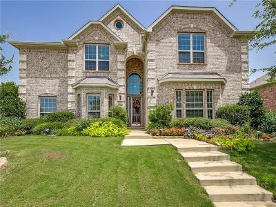 Rockwall Single Family Home For Sale: 3718 Huntcliff Drive