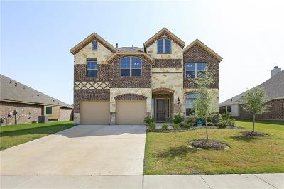 Forney Single Family Home For Sale: 244 Eagle Ridge