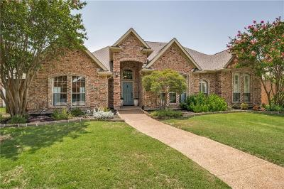 Plano Single Family Home For Sale: 2608 Corby Drive