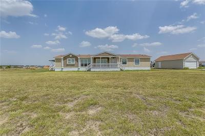 Joshua Single Family Home For Sale: 5900 Black Springs Lane