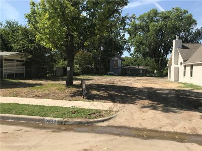 Westworth Village Residential Lots & Land For Sale: 5821 Pollard Drive