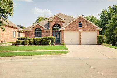 Single Family Home For Sale: 5100 Deer Ridge Court