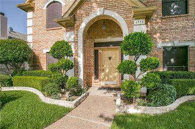 Plano Single Family Home For Sale: 6916 Amethyst Lane
