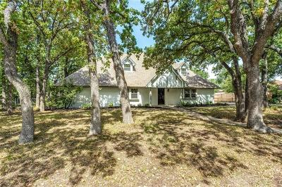 Colleyville Single Family Home For Sale: 5812 Quality Hill Road