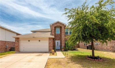 Fort Worth Single Family Home For Sale: 5104 Blue Quartz Road