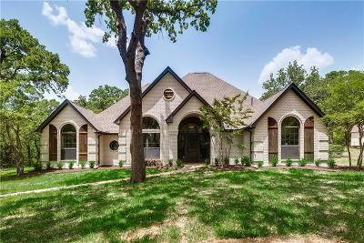 Fort Worth Single Family Home For Sale: 12745 Timberland Drive