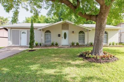 Garland Single Family Home For Sale: 5625 Sundown Lane