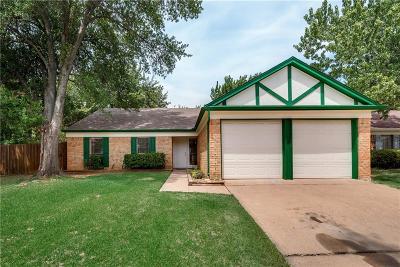 Denton County Single Family Home For Sale: 1927 Pin Oak Drive