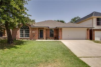 Fort Worth Single Family Home For Sale: 7525 Arbor Park Drive