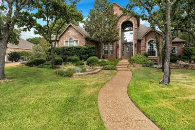 Flower Mound Single Family Home For Sale: 3200 Oak Crest Drive