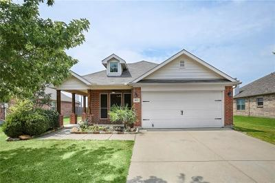 Waxahachie Single Family Home For Sale: 103 Bear Trail