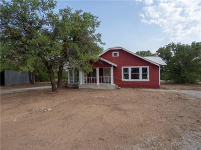 Comanche Single Family Home For Sale: 2650 Highway 36