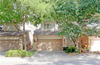 Dallas Townhouse For Sale: 6329 Southpoint Drive