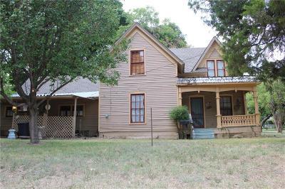 Terrell Single Family Home For Sale: 701 Johnson Street