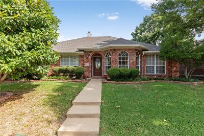 Single Family Home For Sale: 4820 Monte Vista Lane