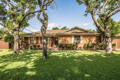 Dallas Single Family Home For Sale: 5811 Clendenin Avenue