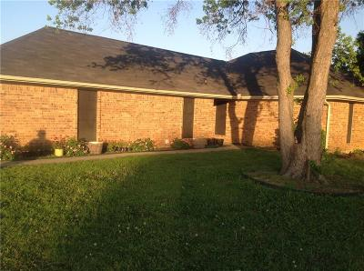 Red Oak Single Family Home For Sale: 306 Chad Lane