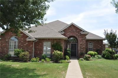 Waxahachie Single Family Home Active Option Contract: 700 McMurry