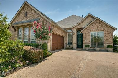 Lewisville Single Family Home For Sale: 533 Grail Castle Drive