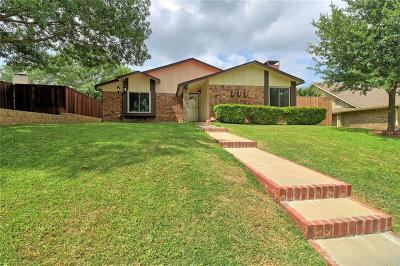 Mesquite Single Family Home For Sale: 3220 Mahan Circle