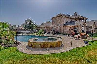 Mansfield TX Single Family Home Active Kick Out: $400,000