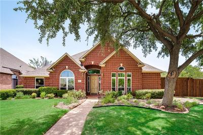Coppell Single Family Home For Sale: 1305 Stonecrest Drive