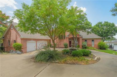 Parker County, Tarrant County, Hood County, Wise County Single Family Home Active Option Contract: 1224 Waterview Road