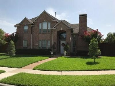 Plano Single Family Home For Sale: 5804 Woodwind Drive