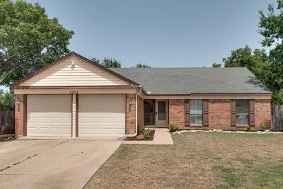 Flower Mound Single Family Home For Sale: 5204 Timber Creek Road