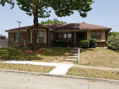 Dallas, Fort Worth Single Family Home For Sale: 4331 Lashley Drive