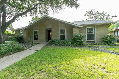 Garland Single Family Home Active Kick Out: 2630 Emberwood Drive