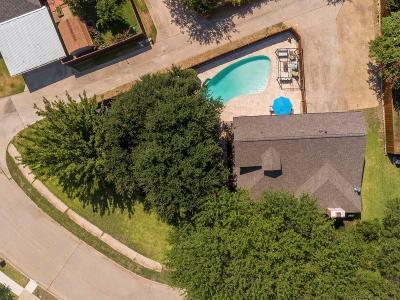 Carrollton Single Family Home Active Contingent: 1629 Piedmont Place