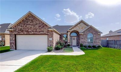Midlothian Single Family Home Active Option Contract: 1538 Teal Way