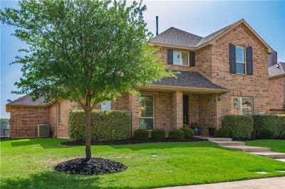 Frisco Single Family Home For Sale: 11372 Geranium Drive