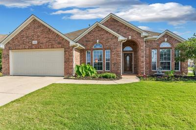 Fort Worth Single Family Home For Sale: 4000 Landisburg Trail